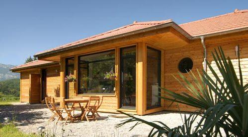 Construire Maison Bois Avantages Ooreka