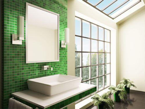 fenetre de salle de bain materiaux
