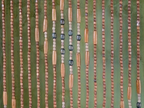 rideaux en buis usages fabrication