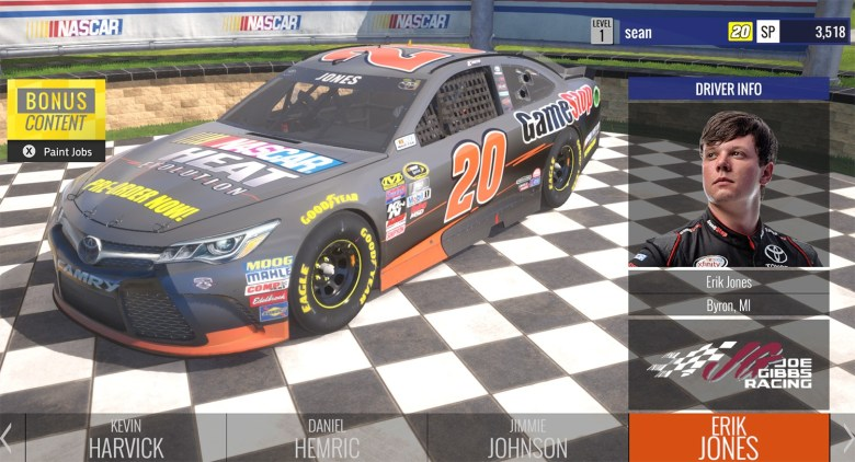NASCAR Heat Evolution Screenshot #26 for PS4 - Operation Sports