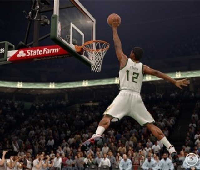 Nba Live 16 Freestyle Control And Player Movement
