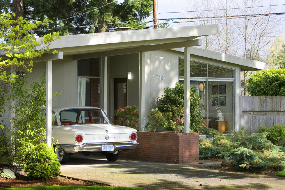 Midcentury modern homes for those on a tight budget   OregonLive com View full sizeJohn