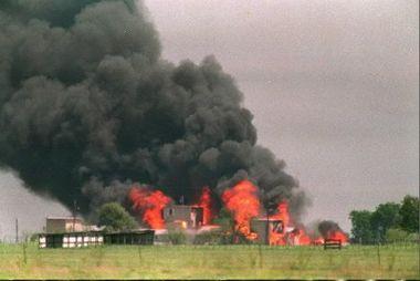 Waco and Ruby Ridge: Past FBI armed siege fiascos