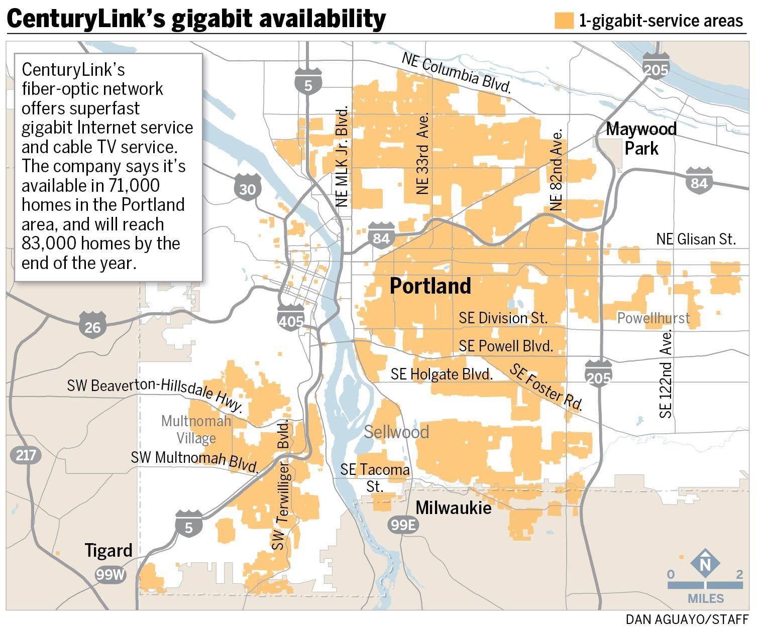 Centurylink Prism Tv Map