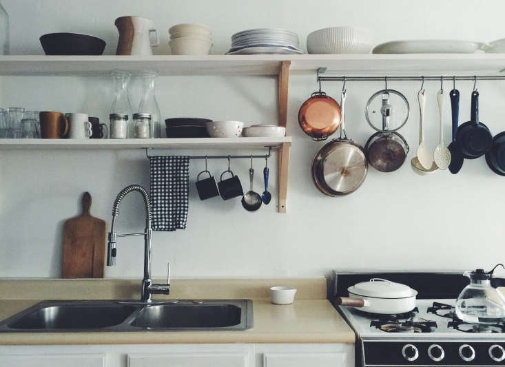 the 350 kitchen overhaul thanks to