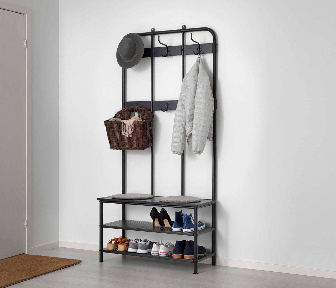 all in one entryway stations