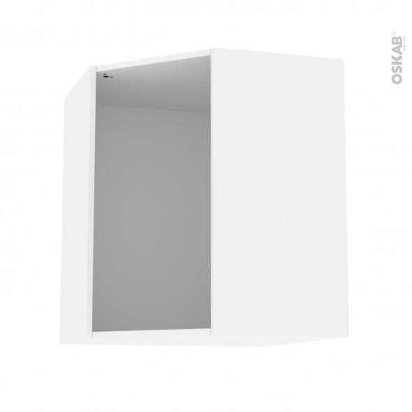 caisson d angle haut n 20 meuble de cuisine l65 x h70 x p35 cm sokleo