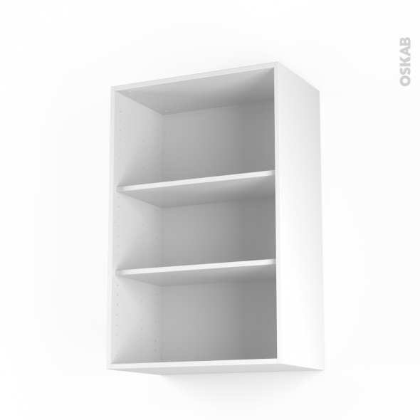 caisson haut n 22 meuble de cuisine l60 x h92 x p35 cm sokleo