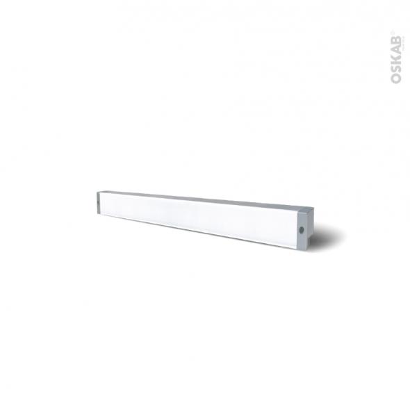 reglette de cuisine eclairage led rhea detecteur de mouvement l52 cm