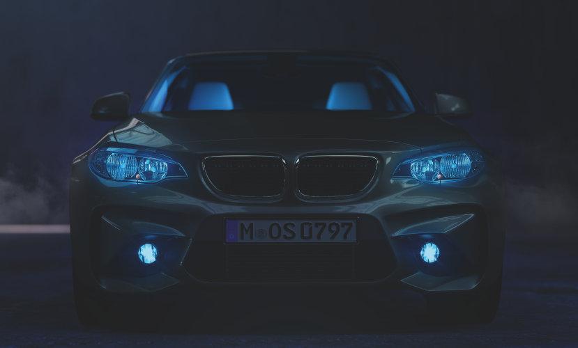 led car lighting osram automotive