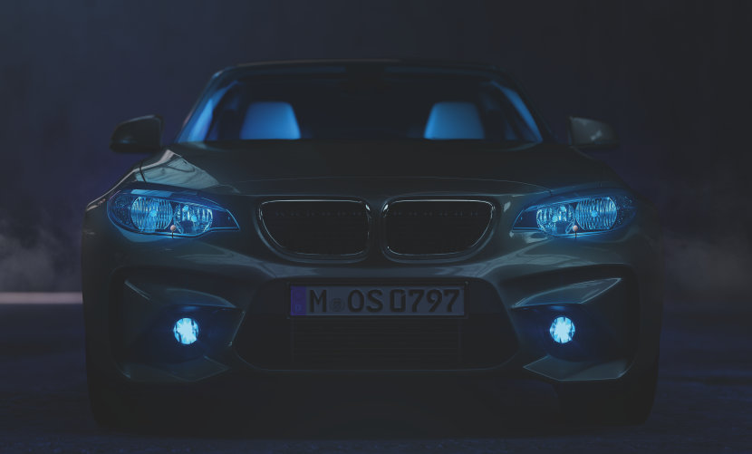 stylish car lighting osram automotive