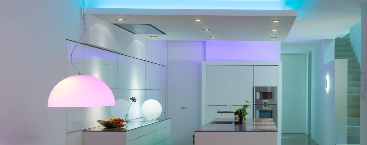 smart lighting solutions by lightify