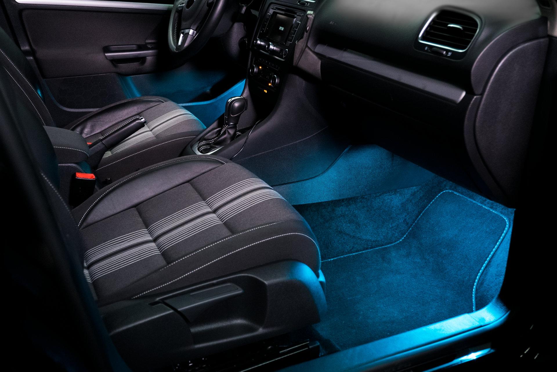 Attraktive Fahrzeugbeleuchtung Automotive