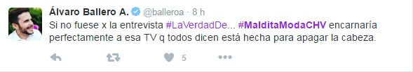 Álvaro Ballero | Twitter