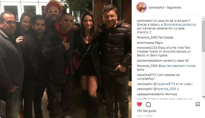 Camila Nash / Instagram