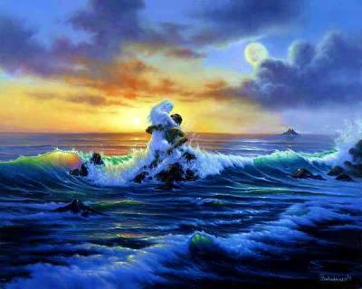 Et la mer et l'amour ont l'amer pour partage (Pierre de Marbeuf)