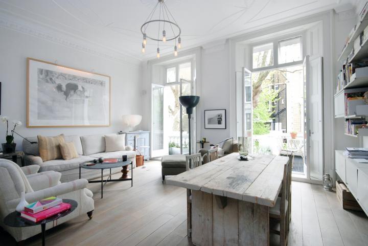Visite Dco Un Magnifique Appartement Londres