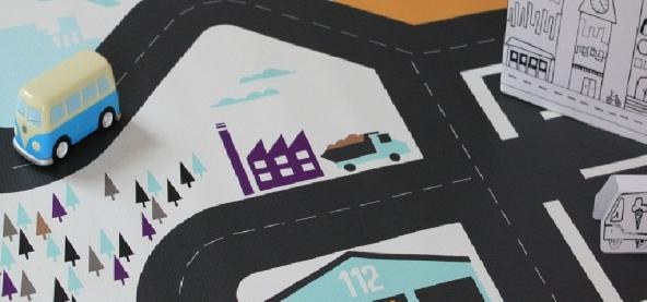 tapis de jeu voiture paperblog