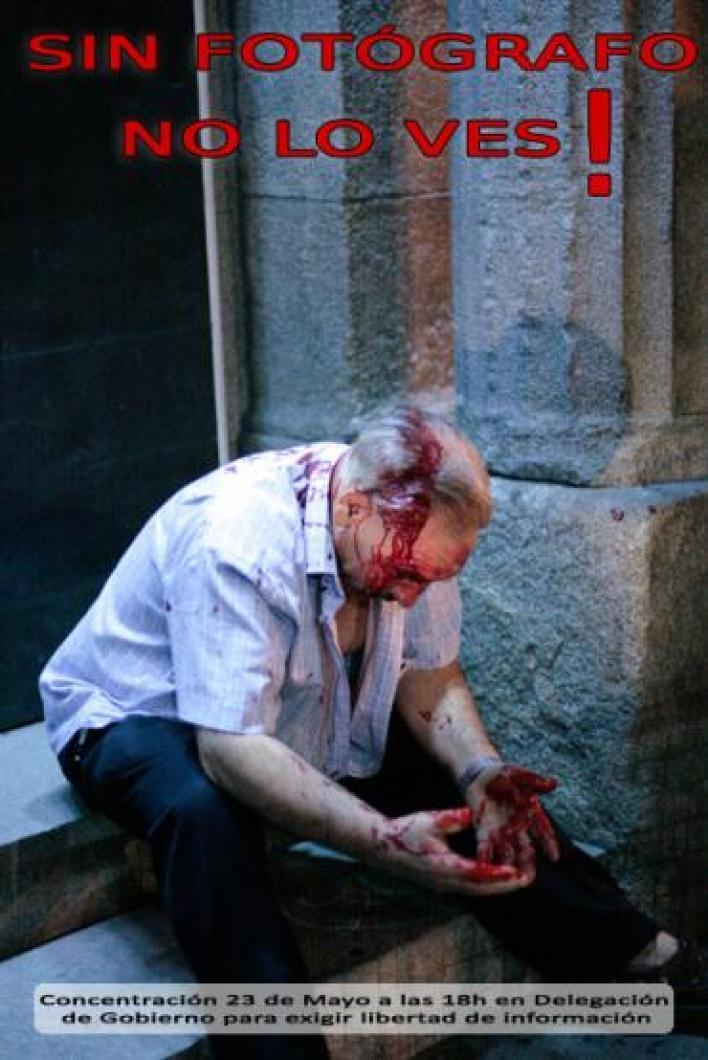 SinFoto01 Espagne : attaques contre le droit à linformation