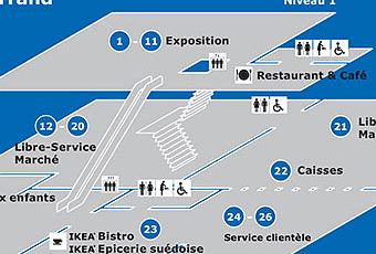 Ikea Clermont Ferrand Présentation Et Informations