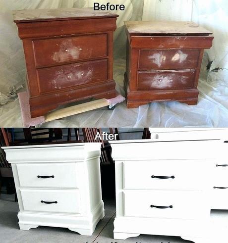 comment repeindre un meuble en bois
