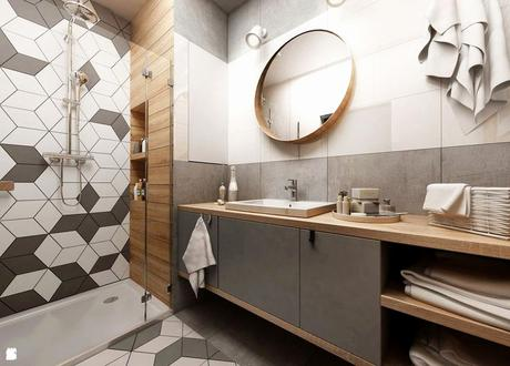 meuble salle de bain teck 60 cm paperblog