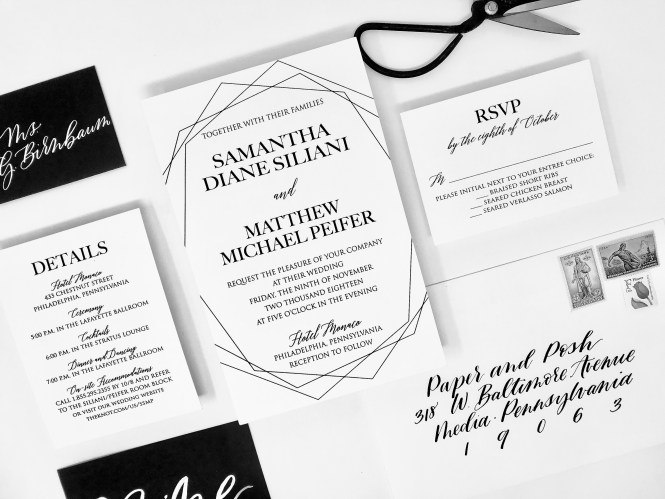 Wedding Invitation Etiquette How To Include Pas Names