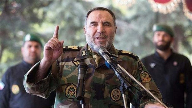 'Iranian Army's Ground Force will nip any threat in bud'