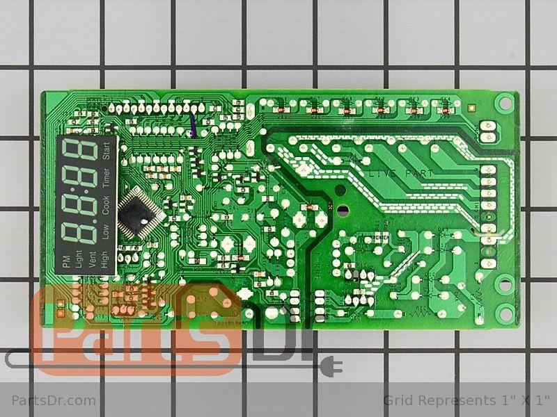 lg microwave lmv1680ww parts parts dr