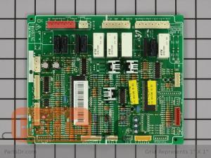 WR55X10806  GE Refrigerator Main Control Board | Parts Dr