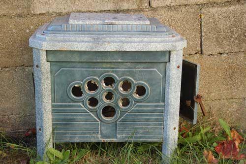 Achetez Ancien Poele A A Renover Annonce Vente A Nieuil L Espoir 86 Wb146552228