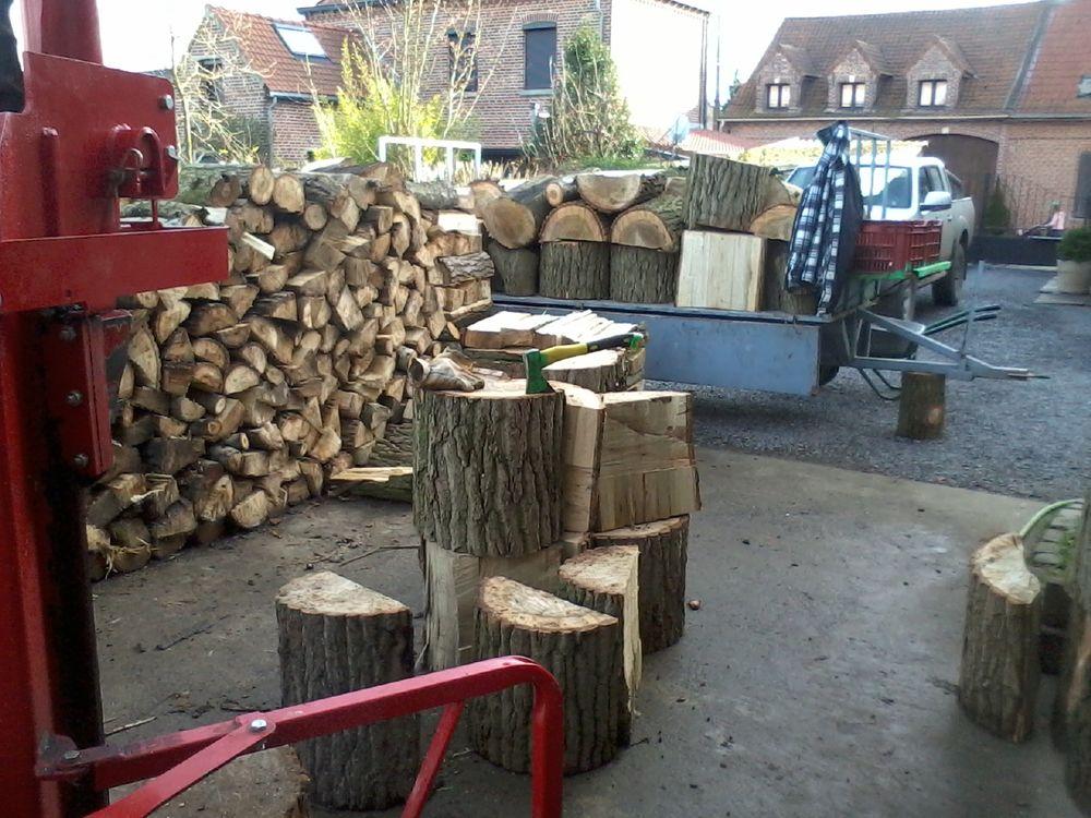 bois de chauffage occasion dans le nord