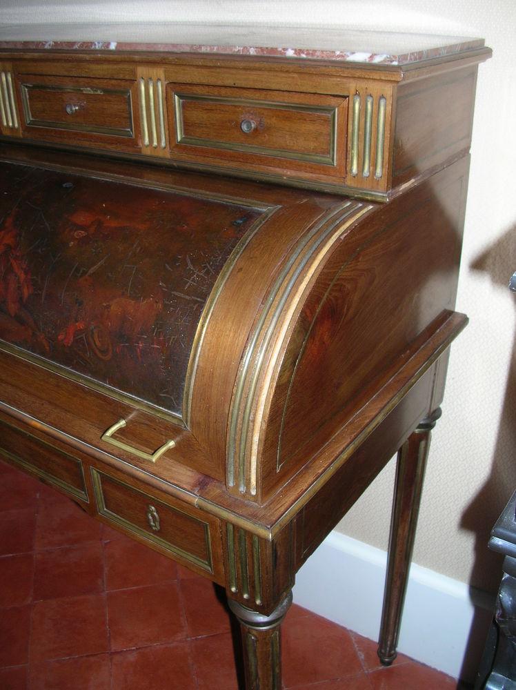 bureau a cylindre ancien de style louis xvi a 450