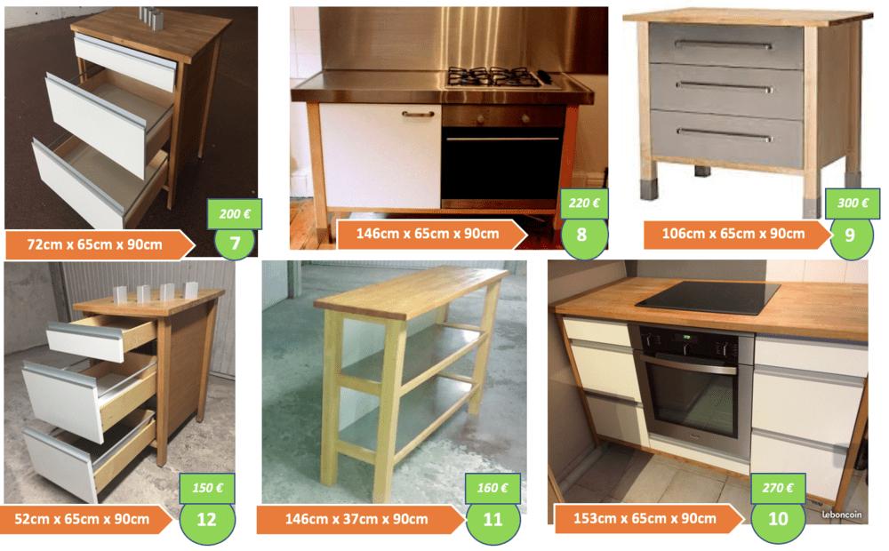 achetez meuble cuisine ikea occasion