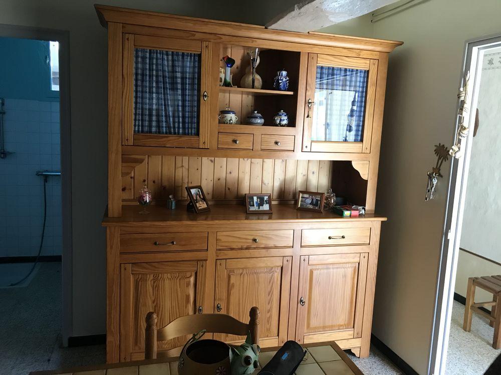 meuble de cuisine en pin a 150
