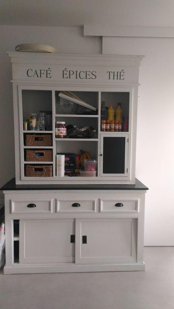 meuble rangement cuisine maison du