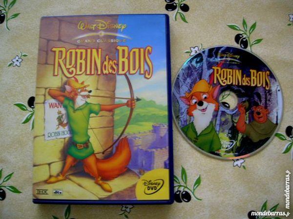 dvd robin des bois walt disney original a 9