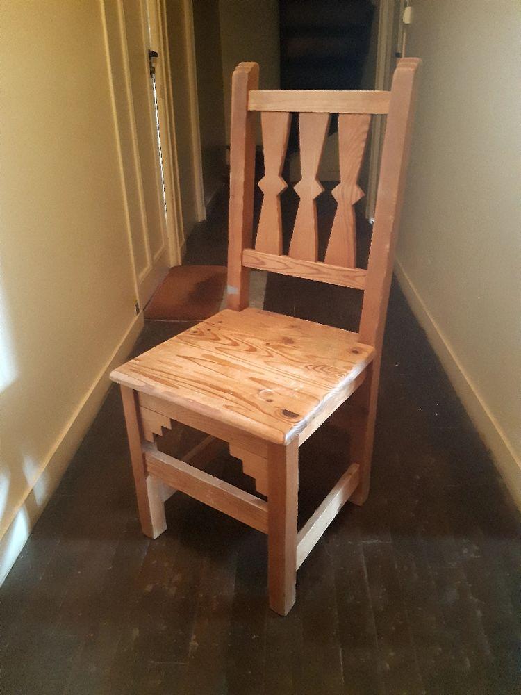achetez table et 4 chaises occasion