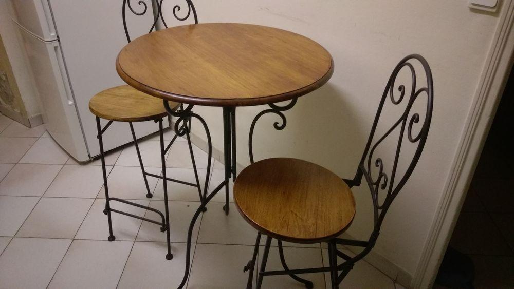 tables de bistrot occasion en provence