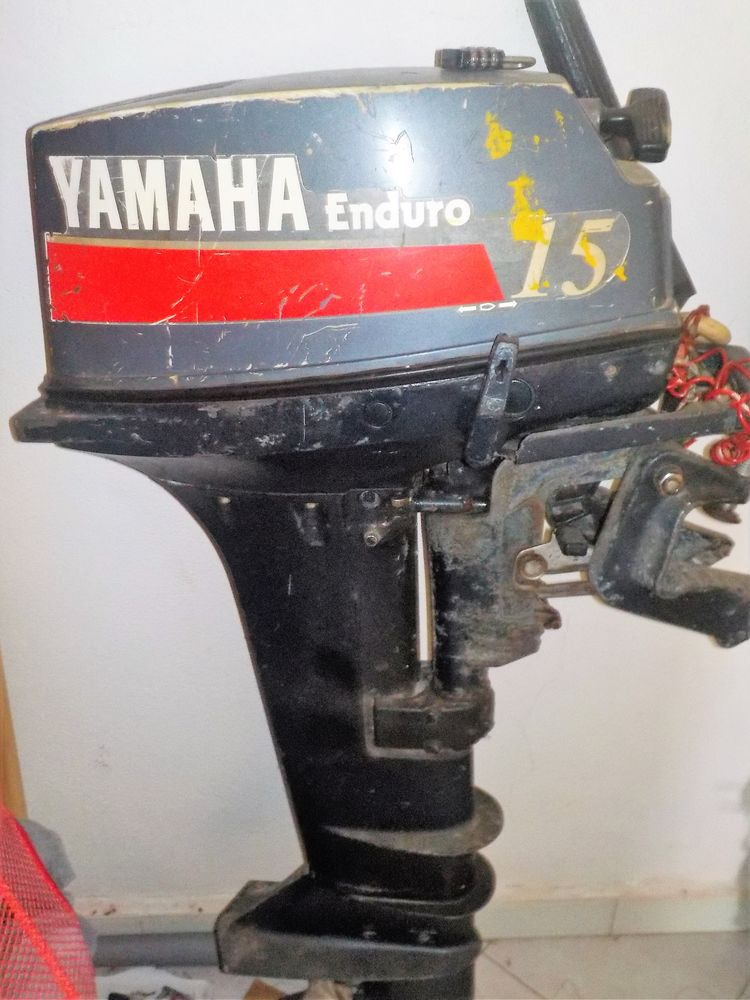 Moteur De Bateau Yamaha Occasion Hors Bord 15 Cv 800 2012 2800 Mtsamboro Dom Tom Wv156236377