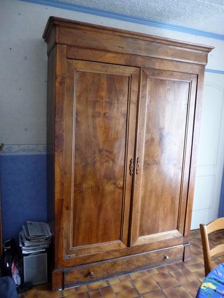 armoire ancienne bois meubles