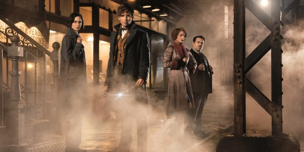 Cast van Fantastic Beasts and Where to Find Them