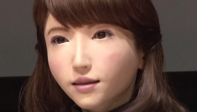 Erica: το νέο ανθρωποειδές ρομπότ του καθηγητή Ishiguro