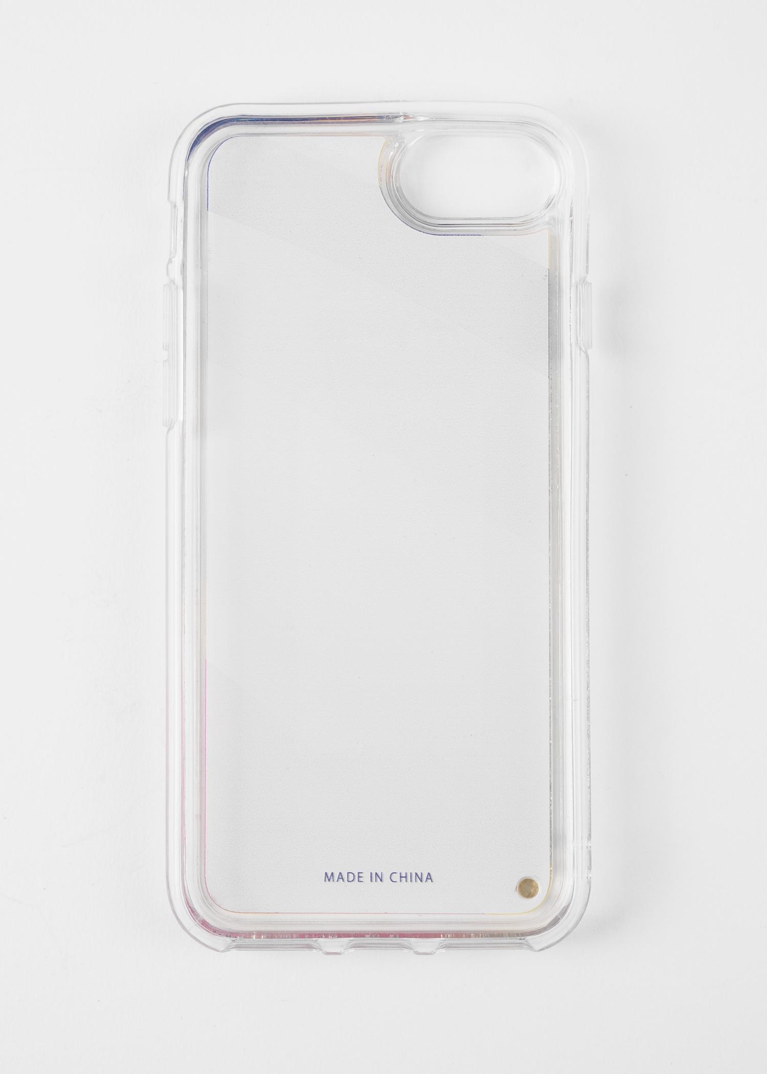 Glitter Swirl Iphone 7 8 Case