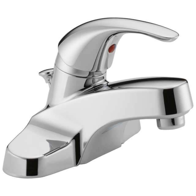 P LF M Single Handle Lavatory Faucet