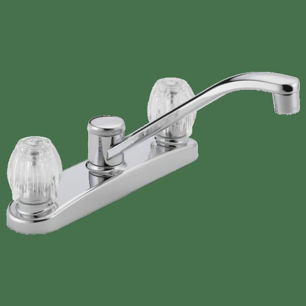 p220lf two handle kitchen faucet