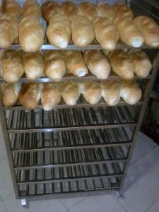 Kolica za odlaganje hleba 0003 pekarskiaparati.com Baki M 015