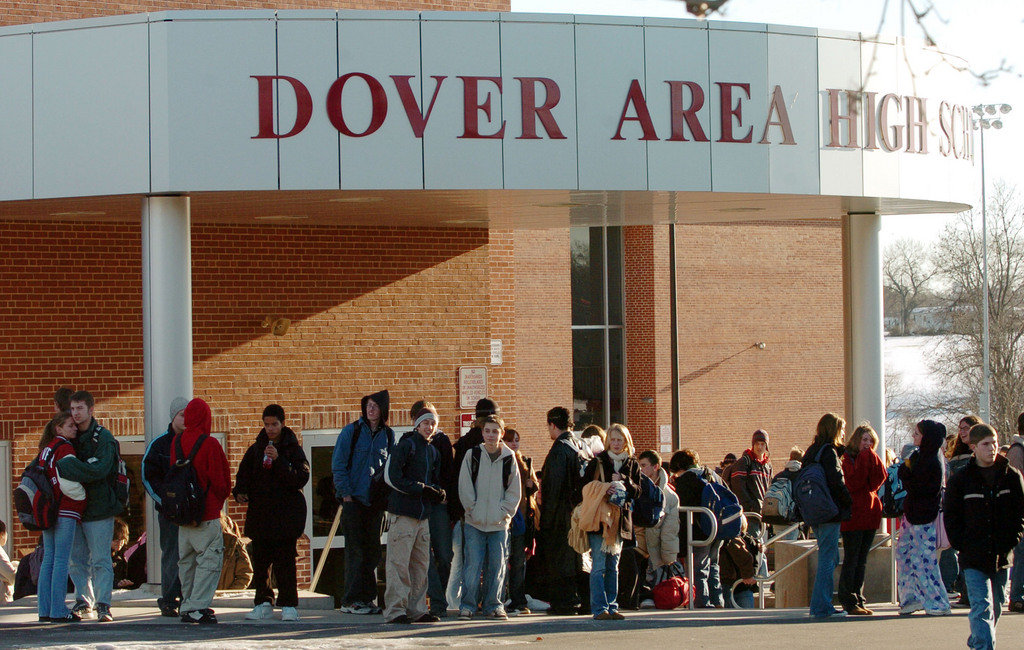 Dover Area High School Photo