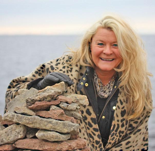 Författare Elisabeth Öhman