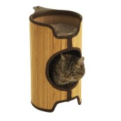 Bamboo Cat Tower (Web Exclusive)